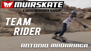 Antonio Madariaga | Team Rider | MuirSkate Longboard Shop