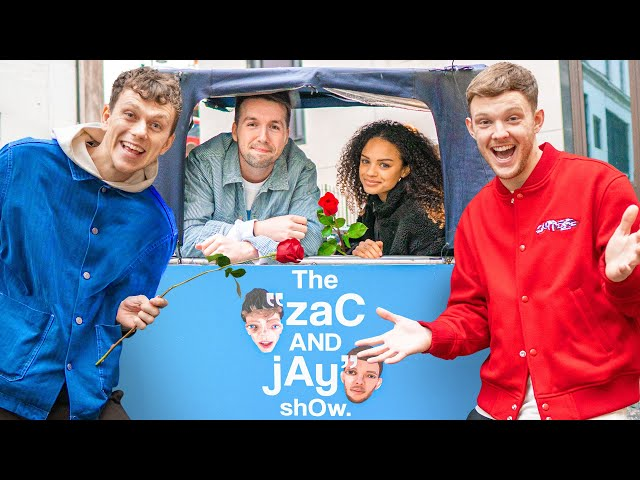 We put on the ultimate LIVE date for Callux | with Extra #ad