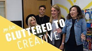 Kid-Friendly Office Makeover! | DIY | Mr. Kate