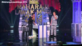 Maharaja Lawak Mega 2014   Minggu 1 (Shiro)