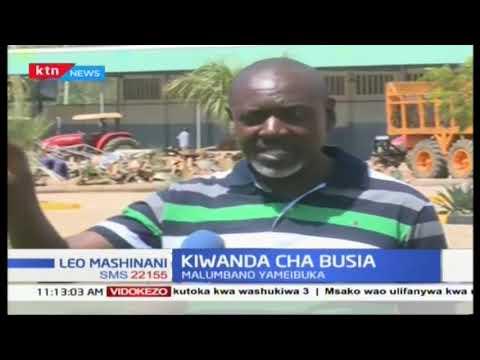 Kiwanda cha Busia kupewa leseni ya kusaga miwa