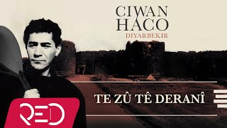 Ciwan Haco    Te Zû Tê Deranî【Remastered】 (Official Audio)