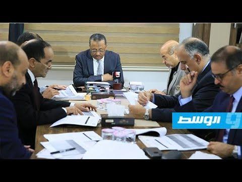 فيديو بوابة الوسط   الحكومة الموقتة تلغي القيود الأمنية على سفر المواطنين الليبيين إلى الخارج