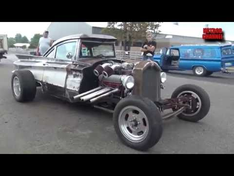 Buick Invicta Rat Rod - Redneck Rumble Willie Moore StreetRodding.com