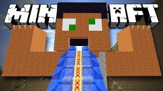 ГОРКИ ЗЕМЛЯНОГО ЧУВАКА - Minecraft (Обзор Карты)