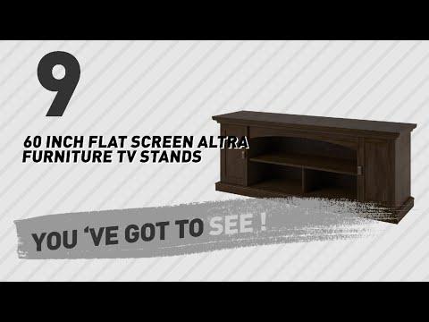 60 Inch Flat Screen Altra Furniture TV Stands // New & Popular 2017