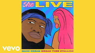 Maxo Kream She Live Feat Megan Thee Stallion