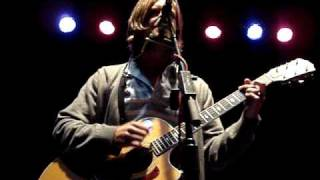 "Jon Foreman - ""Southbound Train""  at UCSD"