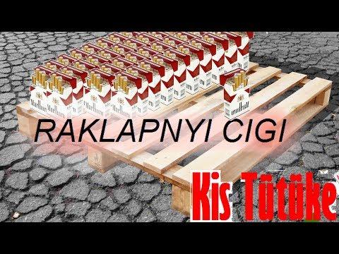 Dohányzó tabletták a