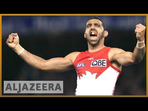 The Final Quarter: Aussie football legend's fight against hate
