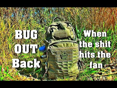 Bug Out Bag Fluchtrucksack