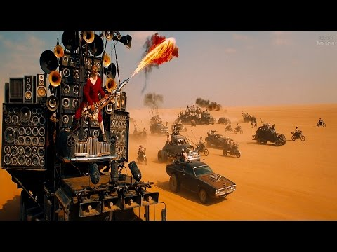 mad max fury road 2015 the chase begins 1 10 slightly edited