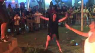 preview picture of video 'El Trenca Síndries - Agrolimpiades Polvorí 2012 (Festa Major de Cardedeu)'