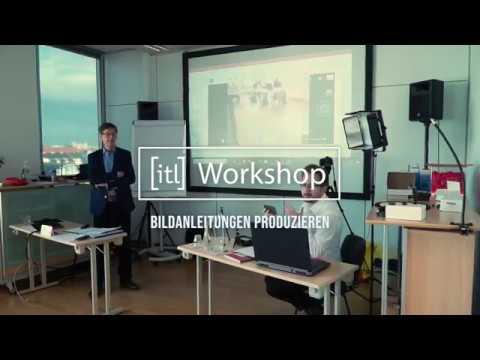 Workshop: Bildanleitungen entwickeln
