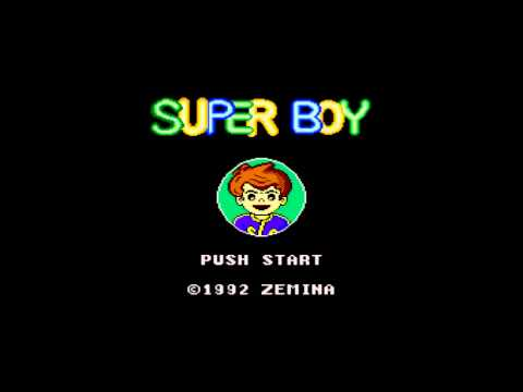 Level Theme 6 - Super Boy 4 (Sega Master System) Music