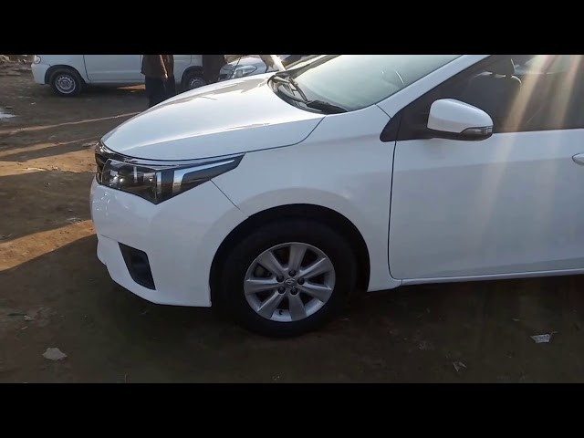 Toyota Corolla Altis Automatic 1.6 2017 for Sale in Gujranwala