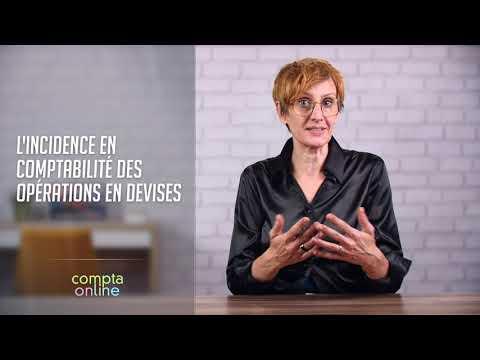 L'incidence en comptabilité des opérations en devises