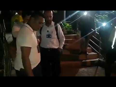 Capturados por disturbios en Univalle fueron enviados a la carcel.