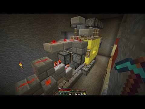 Minecraft Single Player Let's Play E41 - 4x3 Dveře a Návrhy domečků [Česky]