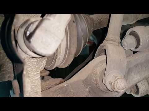Как снять заменить датчик ABS на Audi A4 B5 кузове