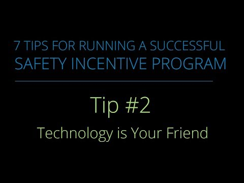 Tip #2 – Technology is Your Friend