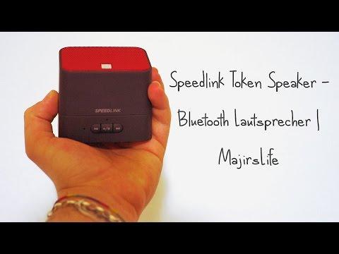 Speedlink Token Bluetooth Speaker Review |Technik|MajirsLife