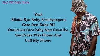 John Blaq   Ebyalagirwa (Lyrics)