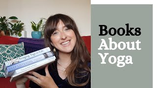 4 Yoga Book Recommendations. Part 1.