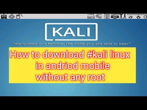 Download Install Kali Linux On Android Step By Step Video 3GP Mp4