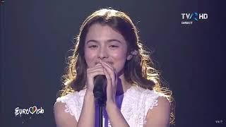Laura Bretan - Dear Father (Eurovision 2019 România, Semifinala 2)