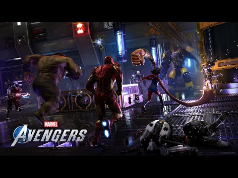 Marvel's Avengers - War Table Reveals New Character: Hawkeye, Beta Details Revealed