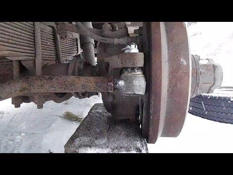 Замена рулевых наконечников уаз буханка