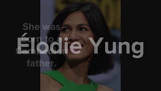 Élodie Yung - wikipeople. video