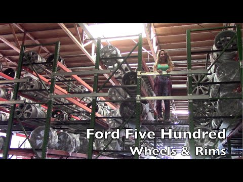 Factory Original Ford Five Hundred Wheels & Ford Five Hundred Rims – OriginalWheels.com