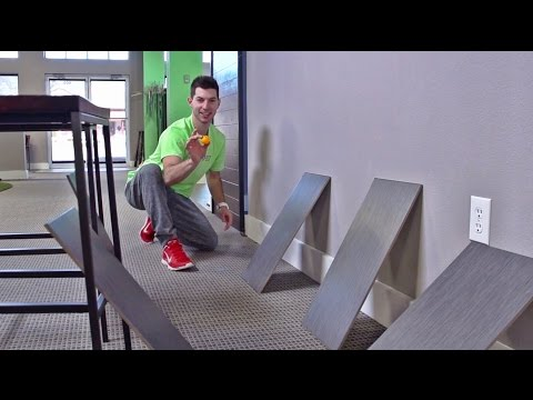 , title : 'Ping Pong Trick Shots 2 | Dude Perfect'