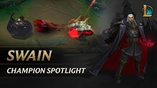 Swain Champion Spotlight | Gameplay - League of Legends