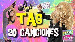 💃 TAG De Las 20 CANCIONES O 20 SONGS TAG! Las MEJORES CANCIONES Del 2018 ¿Cuál Es Tu FAVORITA? 😍
