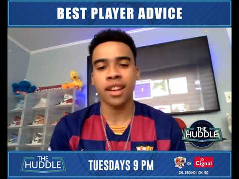 THE HUDDLE | Best player advice