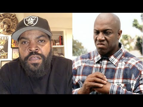 Ice Cube Reacts To Deebo From Friday Passing Away 😢 RIP Tiny Lister