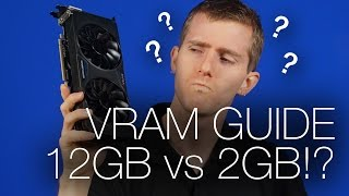 How much VRAM do you need? - Tech Tips