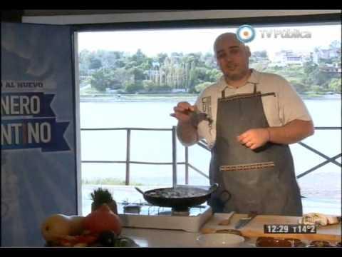 Nuevo Cocinero 2014 Finalista Río Negro