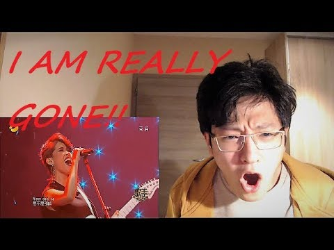 REACTION TO TO PHENOMENAL KZ TANDINGAN SINGING REAL GONE (8TH EPISODE OF 2018 SINGER)