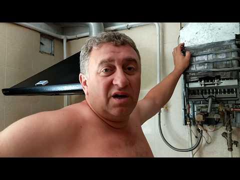 Лайфхак ! ремонт теплообменника газовой колонки.