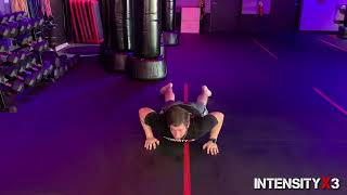 LIVE Workout: Bodyweight HIIT