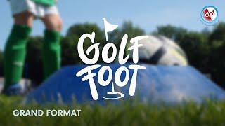 A la découverte du Golf Foot !