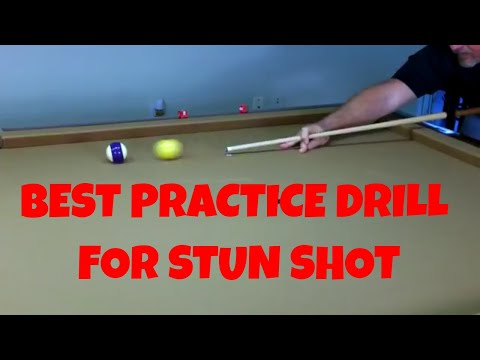 The most important shot in Pool