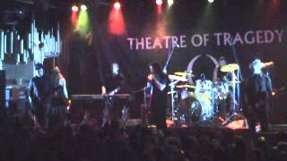 Theatre of tragedy - And When He Falleth (Moscow, 2007)