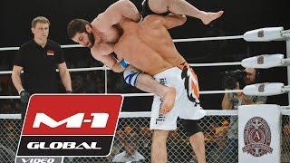 Геворг Чарчян vs. Абукар Яндиев   M-1 Challenge 56, полный бой