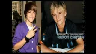 justin bieber VS aaron carter (do you remember)
