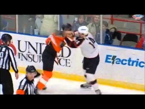 Kyle Hagel vs. Zack FitzGerald